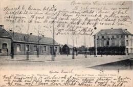 Saint-Nicolas - Place De L' Ouest - Gare De L' Ouest - Sint-Niklaas
