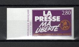 FRANCE  N° 2917a   NON DENTELE  NEUF SANS CHARNIERE  COTE 20.00€   PRESSE - Francia