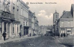 Braine-le-Comte - Rue De Bruxelles - Braine-le-Comte
