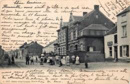 Courcelles - Rue De Marchiennes - Edit. Hoffmann N) 5055 - Courcelles