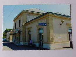 CPM - BOUSSENS - La Gare - France