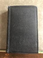 Itinéraire Archéologique De Paris (livre De 1855 De 392 Pages De 11,5cm Sur 18,5 Cm) - Arqueología