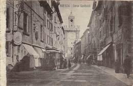 Italie - N°64746 - BRESCIA - Corso Garibaldi - Tramway - Brescia