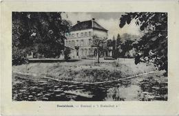 """Desteldonck.   -    Kasteel  """" 't Krekelhof """".   -   1958   Naar   Kortrijk. - Evergem"""