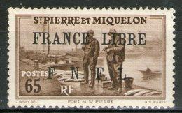 ST PIERRE Et MIQUELON: N°259 **     - Cote 35€ - - St.Pierre Et Miquelon