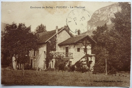 ENVIRONS DE BELLEY - LE MARTINET - PUGIEU - France