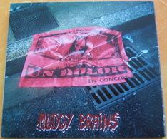 UN DOLOR  Muddy Brains - WEIRD RECORDS - CD DIGIPACK - Punk