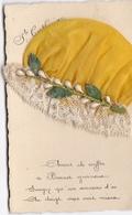 FANTAISIE-Ste Catherine-écrite-coiffe - Santa Catalina