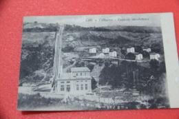 Isernia Colli A Volturno La Centrale Idroelettrica 1923 Ed. Bernardo - Isernia