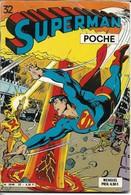Superman (poche) - N°32 - Cauchemar Nucléaire - Superman