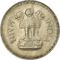 Monnaie, INDIA-REPUBLIC, Rupee, 1975, SUP, Copper-nickel, KM:78.1 - Inde