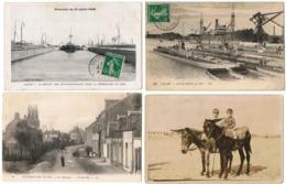 Calais / Lot De 15 Cartes - Calais
