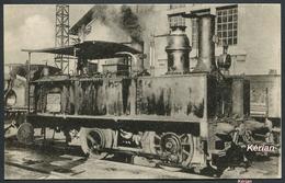 Locomotives Du Sud-Ouest (ex-MIDI) - Machine N° 401 (type 020 T) - H. M. P. N° 1416 - Voir 2 Scans - Trains