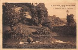 LOCARN, Près De Maël-Carhaix - Le Lavoir Du Côté De Tribrivan - France