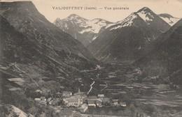 38 - VALJOUFFREY - Vue Générale - France