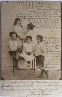 V 72263 - Anno 1901 - Postcards