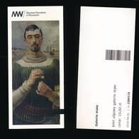 R31- Ticket D'entrée -MNK-Muzeum  Narodowe  W Krakowie-Pologne 2018 - Tickets D'entrée