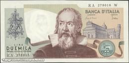TWN - ITALY 103c (A.742) - 2000 2.000 Lire 24.10.1983 RA XXXXXX W - Signatures: Ciampi & Stevani UNC - 2000 Lire