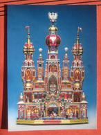 Kraków / Krakau - Muzeum Historyczne Miasta Krakowa: Krakauer Weihnachtskrippe Von Andrzej Moranski 1992 - Polonia
