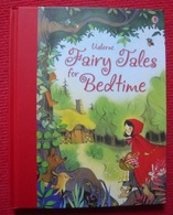 Usborne – Fairy Tales For Bedtime - Kinder