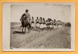 Foto Originale Militare, Battaglione Ascari 1912 - MIL 222 - Guerra, Militari