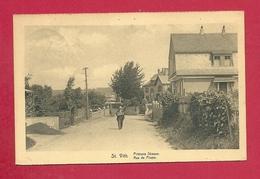 C.P. Sankt Vith =  PrÜMERS  Strasse    Rue  De  PRUME - Saint-Vith - Sankt Vith