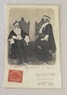 Cartolina Ricordo Della Repubblica Di San Marino Affrancata Con 2cent. 1894/99 - Lettres & Documents