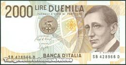 TWN - ITALY 115a2 (A.744) - 2000 2.000 LIRE 24.10.1990 SB XXXXXX D - Signatures: Ciampi & Speziali UNC - 2000 Lire