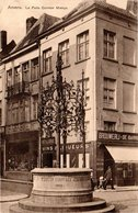 Anvers - Le Puits Quinten Matsys - Antwerpen