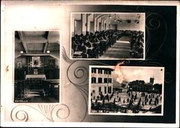 14558)cartolina  MESSINA-ISTITUTO SALESIANO E S.LUIGI-BROMOSTAMPA - Messina