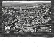 80-CORBIE-Une Vue Aérienne Du Village - Corbie