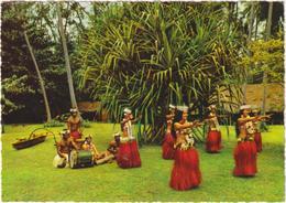 Dansons Pour Le Plaisir Et L\'honneur De Nos Touristes - Tahiti - Polynésie Française