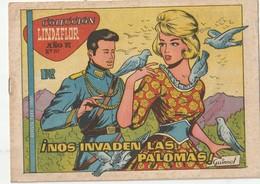 Revista De Comicos. España.  Coleccion Lindaflor. Año VI. N° 257. 958. Paginas No Cortadas. - Libri, Riviste, Fumetti