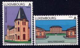 LUXEMBOURG - 1445/1446** - TOURISME - Nuevos