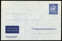 1937, Polen, LU 1, Brief - Pologne