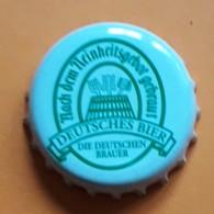 [DEU-D11 - Allemagne Capsule Bouteille Deutsches Bier - Beer