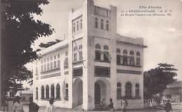 COTE D'IVOIRE ( Ex AOF ) GRAND BASSAN : La B.C.A. ( Banque Commerciale Africaine ) - CPA - Afrique Noire / Black Africa - Ivory Coast