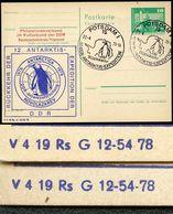 DDR P79-7-78 C58 Postkarte ZWISCHENTYPE Antarktis-Expedition Pinguin Sost. 1978 - [6] Oost-Duitsland