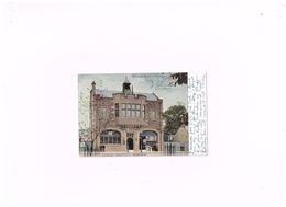 Brown Institute.Kenfrew.Expédié à Saint-Sauvant (Vienne/FRance) - Renfrewshire
