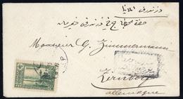 1914, Türkei, 233, Brief - Turquie