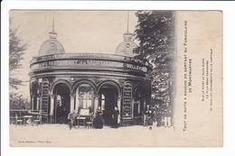 Tout De Suite à Gauche En Sortant Du Funiculaire De Montmartre - Café Restaurent De MONTMARTRE-BELLEVUE - Arrondissement: 18