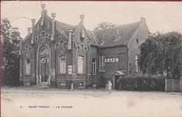 Sint-Truiden Le Casino ZELDZAAM Geanimeerd St. St-Trond Saint-Trond Limburg 1906 (In Goede Staat) - Sint-Truiden