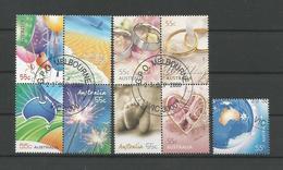 Australia 2008 Greetings Y.T. 2963/2971 (0) - 2000-09 Elizabeth II