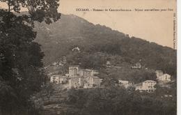 [20] [2A] Corse Du Sud > UCCIANI HAMEAU DE CRUCOLI-ISOLELLA-SEJOUR MERVEILLEUX POUR L'ETE T-B-E- Circulée - Other Municipalities