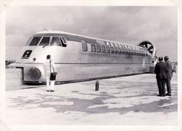 L'Aérotrain Interurbain 'Orleans' I-80  -   15x10cms PHOTO - Treni