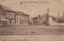 Mont Sur Marchienne, Un Coin De La Place (pk68667) - Charleroi