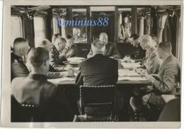 Campagne De France 1940 - Forêt De Compiègne (Oise) - Mémorial De L'Armistice - Wagon De L'Armistice - Wilhelm Keitel - Guerre, Militaire