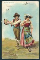 Marche Costume Marchigiano - Italien