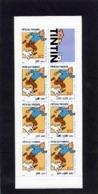 Carnet Fête Du Timbre 2000 Tintin, Faciale 3,68 € Sans Surtaxes - Giornata Del Francobolli