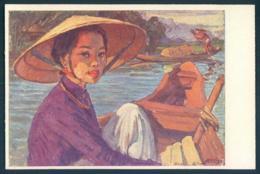 Artist Sign HUE - Viêt-Nam
